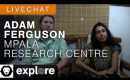 Live Chat:  Adam Ferguson—Small Mammals and Laikipia Rabies Vaccine Campaign